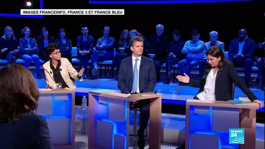 2020-03-11 12:11 Municipales 2020 : ce qu'il faut retenir du deuxième débat entre les candidats