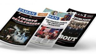 Zaman France avait été lancé en 2008.