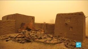 2020-02-10 14:04 L'ONGI Human Rights Watch alerte sur le nombre de victimes des djihadistes au Mali en 2019