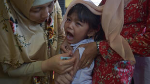 Three-quarters of more than 80 nations responding to UN survey said that the COVID pandemic had disrupted immunisation programmes