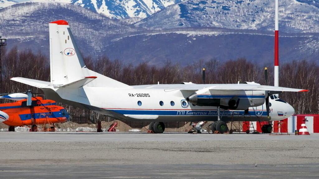 روسيا: مقتل 15 شخصا ونجاة 7 آخرين في تحطم طائرة وسط البلاد thumbnail