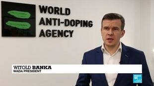 2020-12-18 09:12 Russia doping case: Moscow banned for two years in landmark ruling