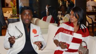 Le vice-président équato-guinéen, Teodorin Obiang, à Malabo, le 25 juin 2013.