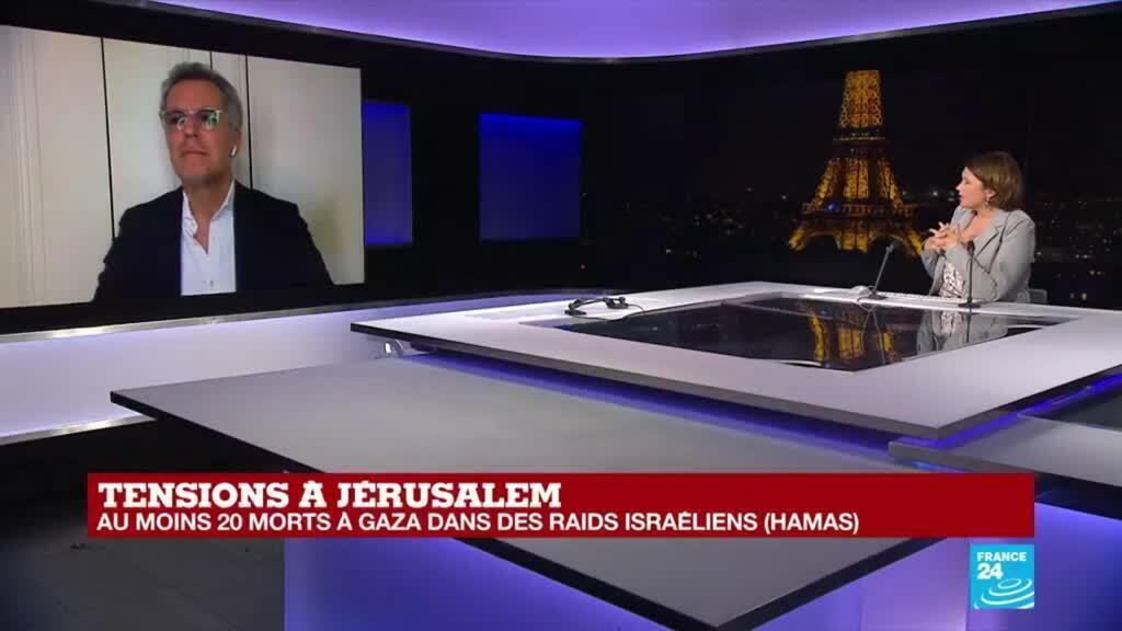 2021-05-10 23:07 Tensions à Jérusalem