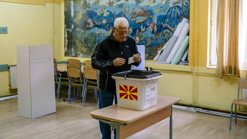 Macedonians Vote On New Country Name Opening Doors To