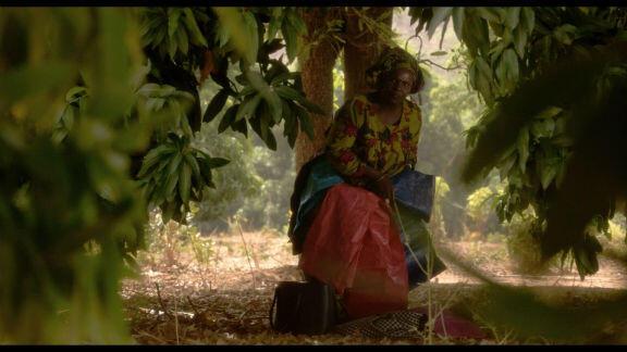 Naky Sy Savané, l'actrice qui tient le rôle mémorable d'une commerçante ivoirienne, a été parmi les favorites pour le prix d'interprétation féminine.