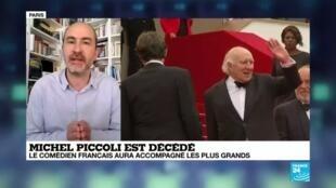 2020-05-18 16:11 Michel Piccoli, le charme discret d'un monstre sacré du cinéma