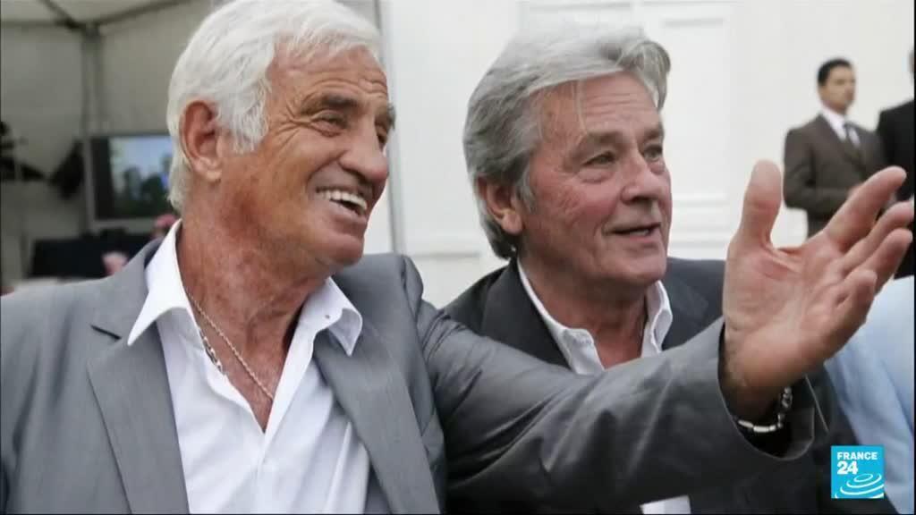 2021-09-07 06:14 Mort de Jean-Paul Belmondo : ses amis lui rendent hommage
