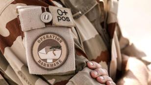 Un soldat de l'opération Barkhane.