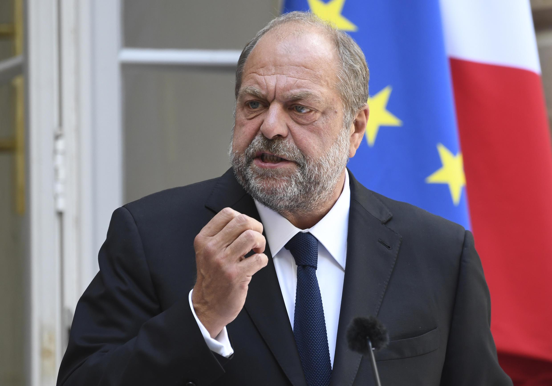 L'avocat Éric Dupond-Moretti a été nommé ministre de la Justice lundi 6 juillet.