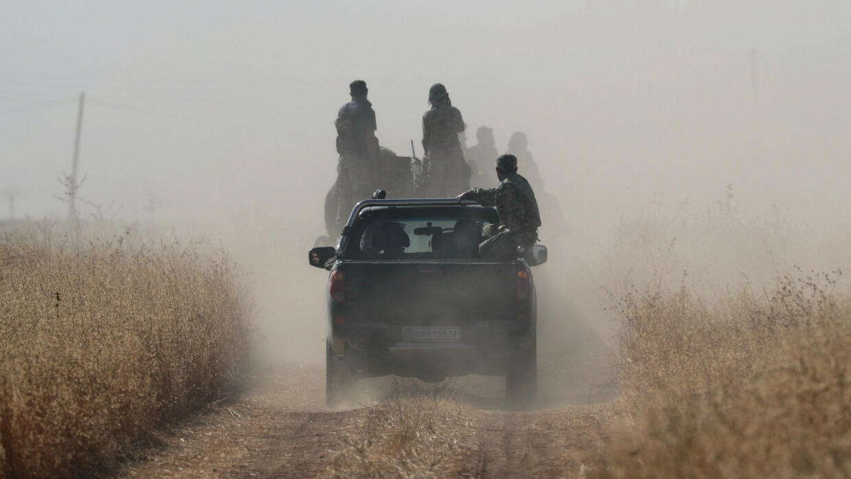 تضارب المعلومات حول سيطرة جماعات سورية معارضة تدعمها تركيا على مدينة رأس العين الحدودية