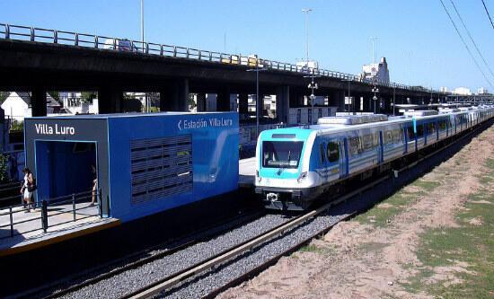 La ligne ferroviaire Sarmiento est dans le viseur de la justice en raison de soupçons de dessous de table versées par Odebrecht.