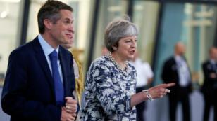 Gavin Williamson, ahora exministro de Defensa británico fue destituído debido a presunta filtración de información el 1 de mayo de 2019.