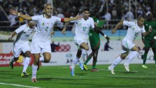 Le défenseur algérien Madjid Bougherra