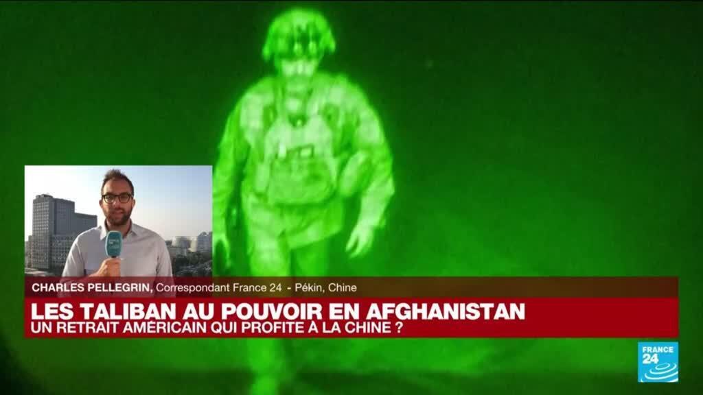 2021-08-31 13:10 Afghanistan : un retrait américain qui profite à la Chine ?