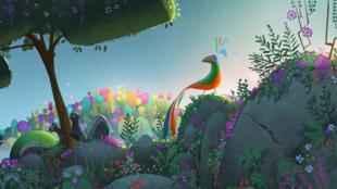 """""""Rainbow Crow"""", la nouvelle série d'animation en réalité virtuelle de Baobab Studios, coproduite par John Legend."""