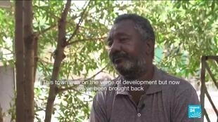 2020-11-24 10:11 An exclusive look inside a Tigray town scarred by Ethiopian conflict