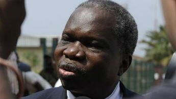 Jean Willybiro Sako, chef de la délégation gouvernementale