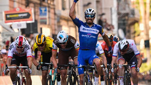 Julian Alaphilippe won the 2019 Milan San Remo, which has been rerouted for 2020