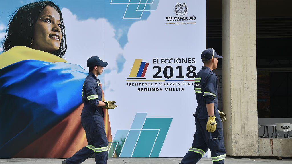 Le deuxième tour de la présidentielle colombienne a lieu dimanche 17 juin.