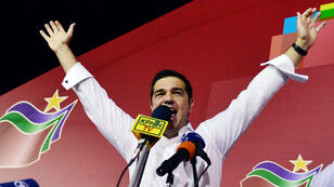 Alexis Tsipras, Premier ministre grec, attend depuis 2015 la fin de la tutelle financière européenne sur son pays.