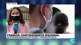 2021-04-01 13:32 Informe desde París: oposición francesa criticó la gestión del Gobierno ante la pandemia