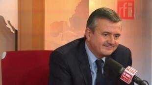Yves Jégo,numéro deux de l'UDI.