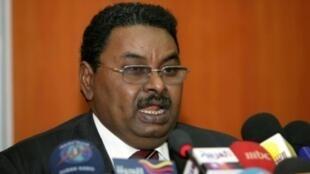 """الرئيس الأسبق لـ""""جهاز الأمن والمخابرات الوطني"""" السوداني صلاح قوش."""