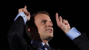 Emmanuel Macron a ciblé les services de messagerie sécurisée lors de la présentation de son plan de lutte contre le terrorisme