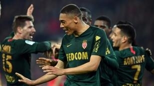 Carlos Vinicius scored his first Monaco goal on his first start in the victory over Lille