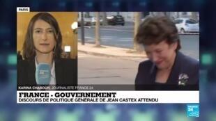 2020-07-15 14:01 La feuille de route de Jean Castex très attendue