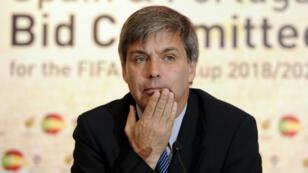 Harold Mayne-Nicholls, 54 ans, avait un temps envisagé de se présenter à la présidence de la Fifa.