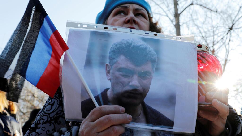 , [:en]Navalny allies to commemorate anniversary of Kremlin critic Nemtsov's homicide[:], Laban Juan