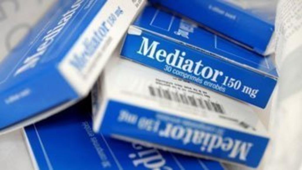 Servier, Mediator ile ilgili görsel sonucu