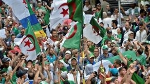 Algerian protesters want allies of ousted president Abdelaziz Bouteflika to step down before elections are held