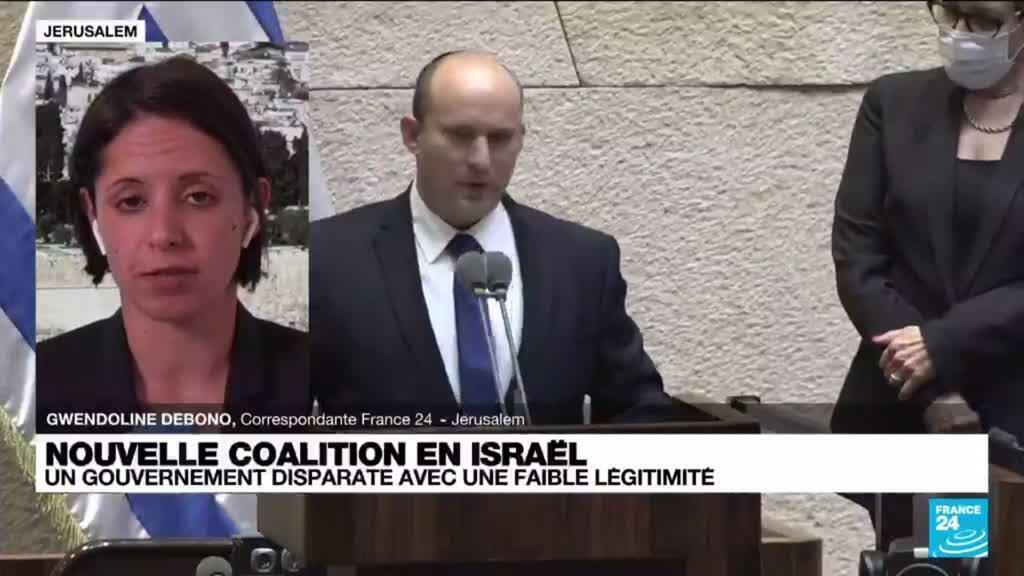 2021-06-14 15:04 Israël : quelles sont les priorités du nouveau gouvernement ?