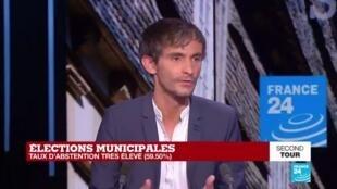 """2020-06-28 21:06 Municipales 2020 : """"Si on est contre EELV on est forcément anti écologiste ?"""""""