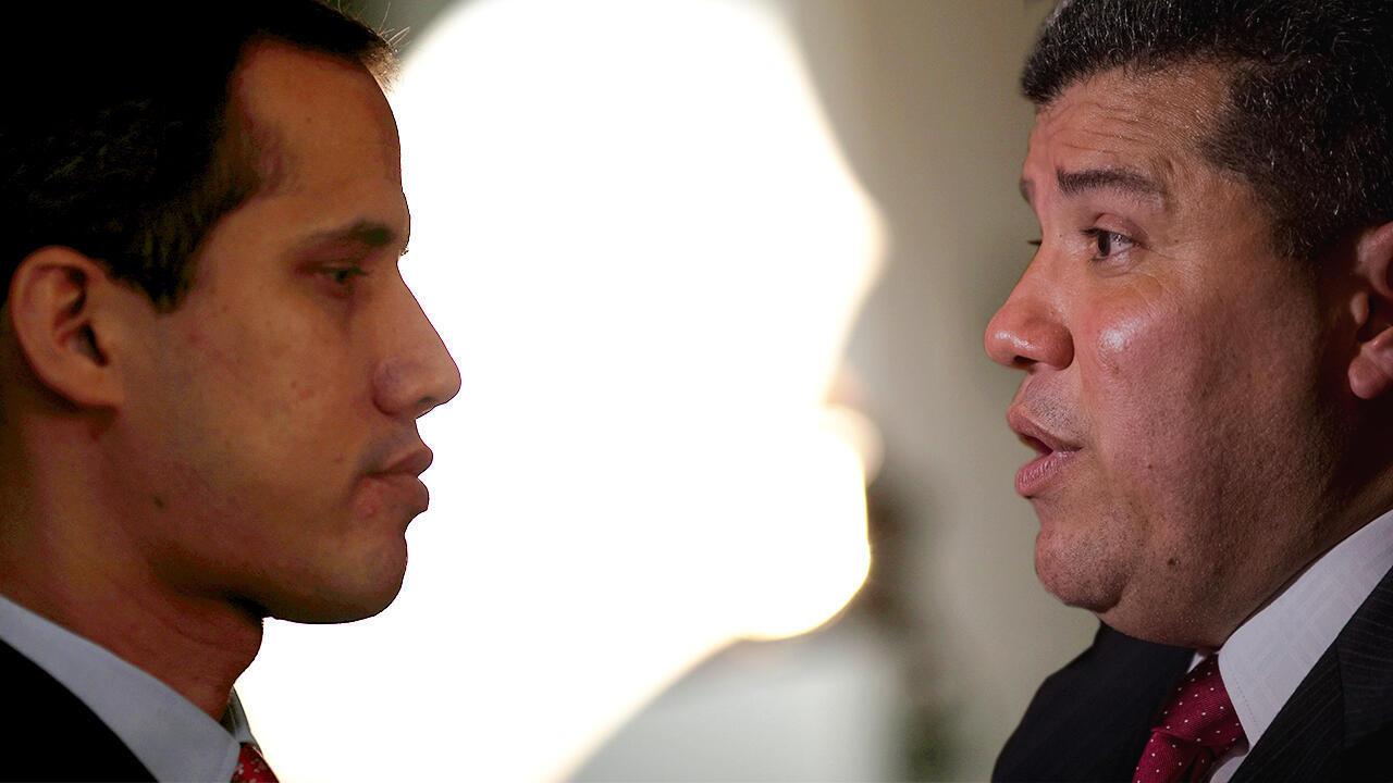 Guaidó vs. Parra