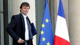 Nicolas Hulot, el ministro de Ecología francés, acusado de acoso sexual.
