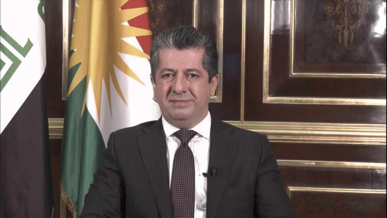 The Interview - Iraqi Kurdistan PM Barzani: Rocket attack on US base in Erbil 'definitely terrorist attack'