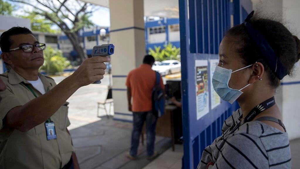 Al 28 de abril, en Nicaragua se han confirmado oficialmente 13 contagios y tres muertos por Covid-19.