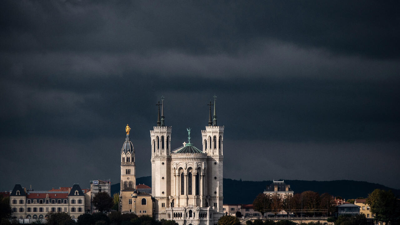 Orthodox priest wounded in shooting in Lyon, attacker on the run, French police say