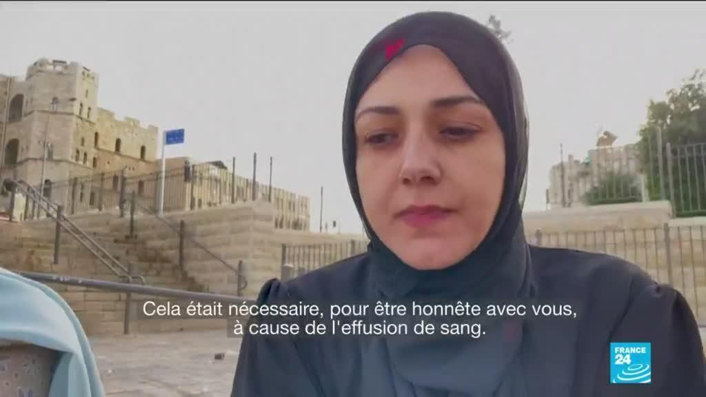 2021-05-21 11:03 Cessez-le-feu au Proche-Orient : réactions de Gazaouis, et d'Israéliens