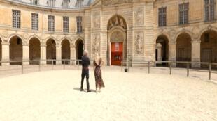 Bartabas - académie équestre de Versailles