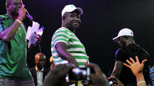 Julius Maada Bio est arrivé en tête lors du premier tour de la présidentielle en Sierre Leone.