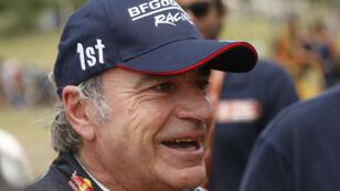 El piloto español Carlos Sainz, de 55 años, logró su segundo Rally Dakar luego de ocho años.