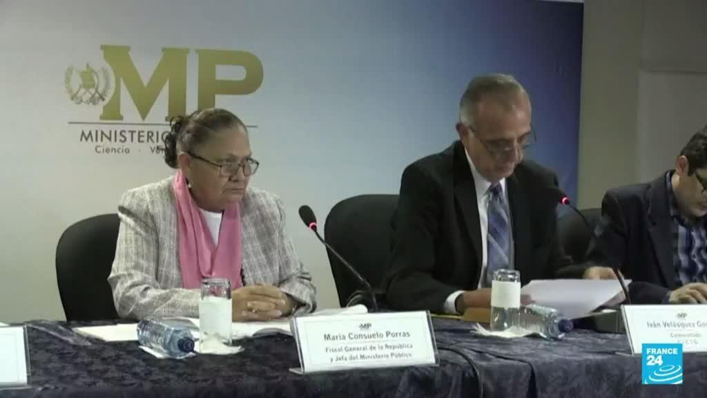 2021-09-21 16:11 EE. UU. veta ingreso de funcionarios de El Salvador y Guatemala implicados en corrupción