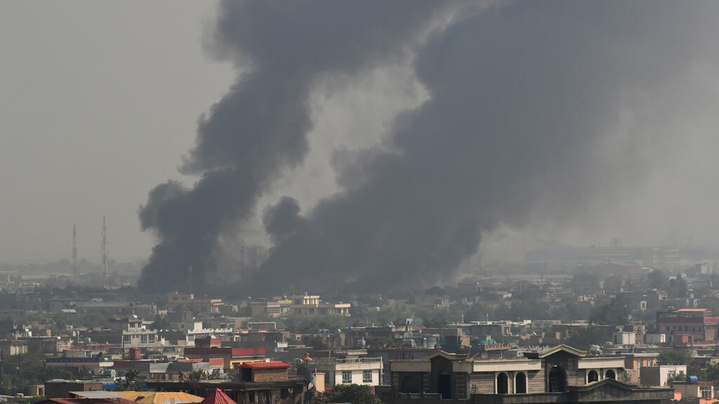 Deadly Taliban attack in Kabul casts shadow on draft peace deal