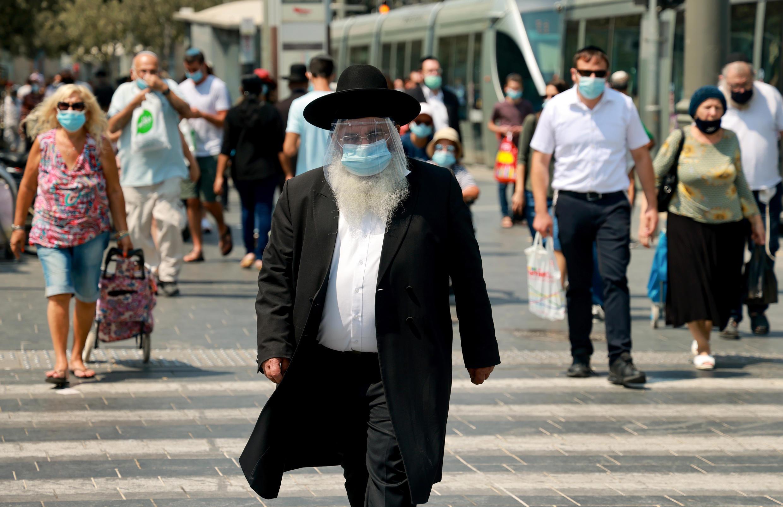 Israel impondrá a partir del 18 de septiembre nuevas medidas de distanciamiento.