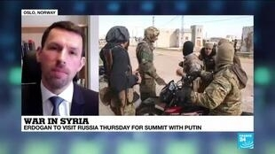 2020-03-02 14:33 War in Syria: What are Turkey's interests?